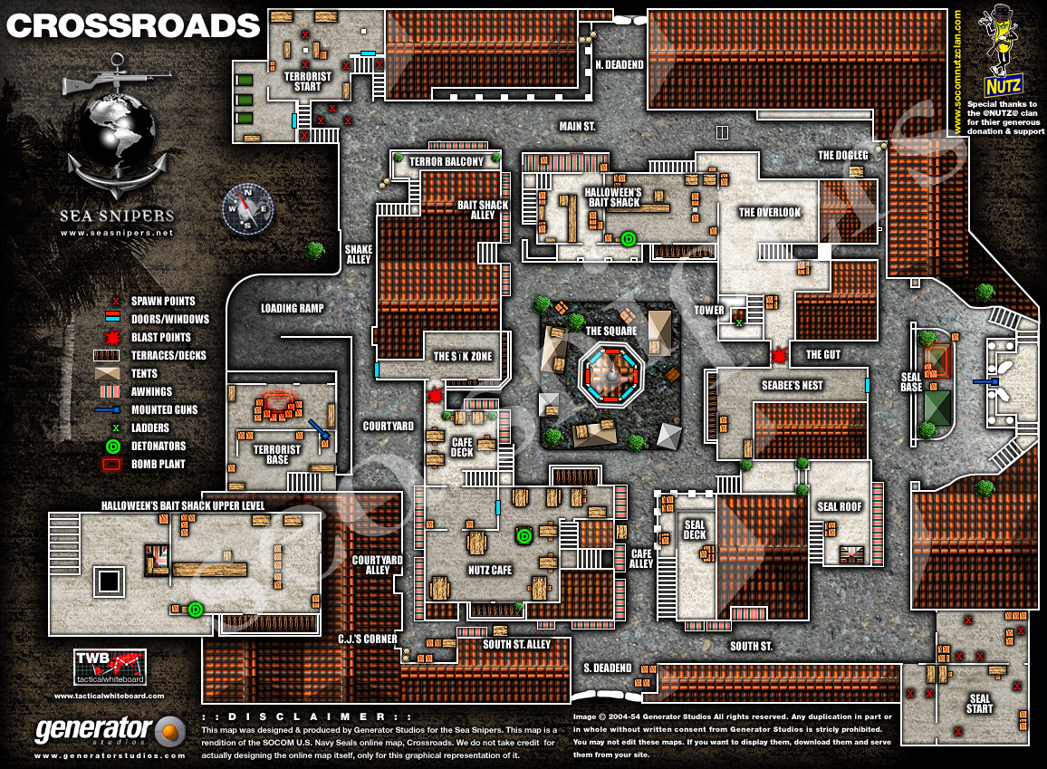 If you had to pick One... Best Online Multiplayer Map? | NeoGAF